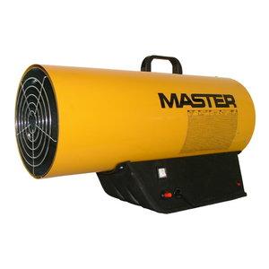 Šildytuvas dujinis BLP 53 M, 53 kW, piezo uždegimas, Master