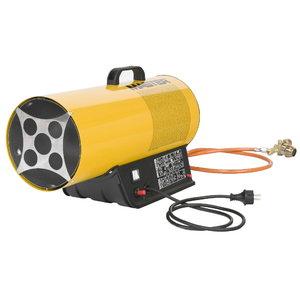 Šildytuvas dujinis BLP 33 M, 33 kW, piezo uždegimas, Master