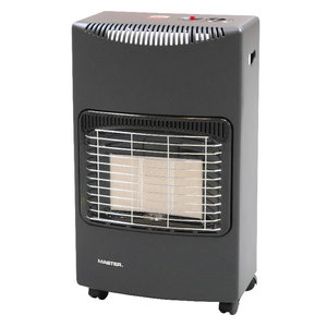 Ceramic gas heater 450 CR / 4,2 kW, Master