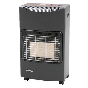 Ceramic gas heater 450 CR / 4,2 kW, Master
