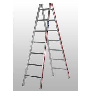 SC40 freestanding ladder 4023, Hymer