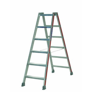 Double sided stepladder 4024, Hymer