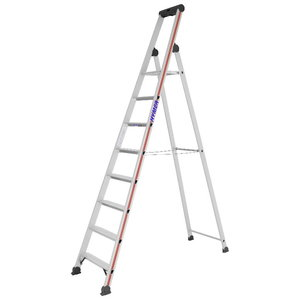 SC40 step ladder with safety platform 4026, 8 steps 4026, Hymer