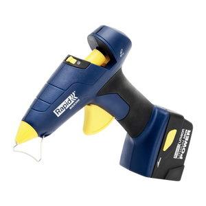 Glue gun BGX300 12mm, 6 glue sticks, Rapid