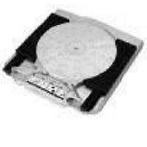 VAS 6421-1 Premium turntable kit 50 mm (pair) + paddle kit, John Bean
