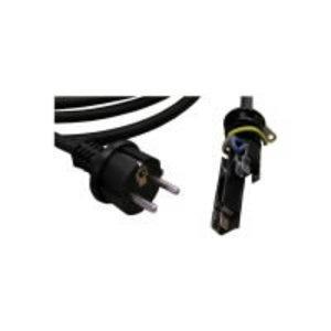 Elektrības kabelis ar spraudni un stiprinājumu, Master