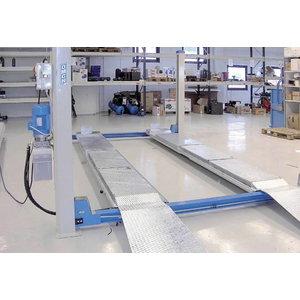 4-column lift 403/C, 5T,  5770mm, for wheel alignment. , OMCN