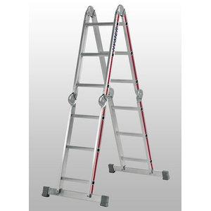 Multi purpose ladder 4x4 4043, Hymer
