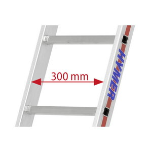 Universal ladder SC40, Hymer
