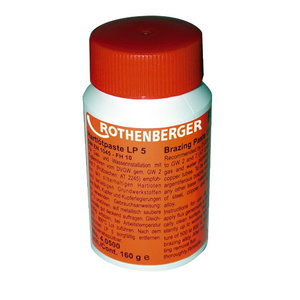 Hard solder paste LP 5, DIN 29454,160g, Rothenberger
