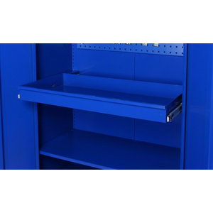 Telescopic drawer for cabinet , Intra