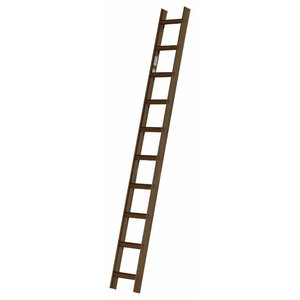 Roof ladder 7 steps 1,95 m 4093, Hymer