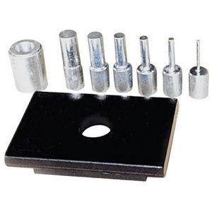 Tornikomplekt 6osa perfoplaadiga WPP 30-le, Metallkraft