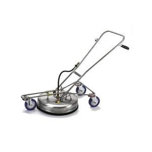 Round cleaner 520 mm, stainless steel, Kränzle