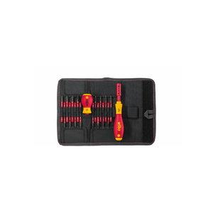 scewdriver set 2831 T16  18-pcs  slimVario; TASCHE