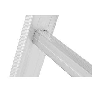 Stairway ladder 2x8 steps, 2,35m 4123, Hymer