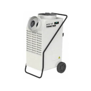 Dehumidifier with heating and cooling options ACD137, Master