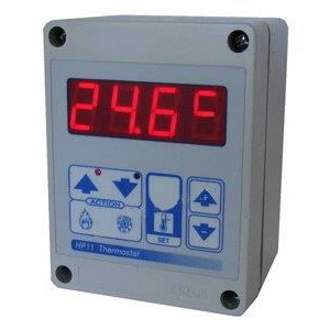 Digital room thermostat THD, with 5m cable, Master