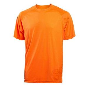 T-Shirt 4169+ hi-vis orange M, , Dimex
