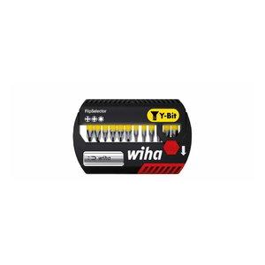 """Bit set TORX  1/4"""" 25mm, 13pcs, Wiha"""