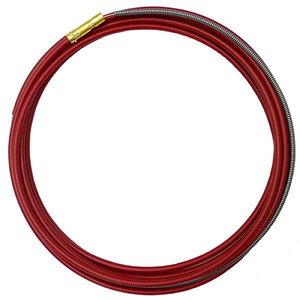 Stieples spirāle tērauda 1.0-1.2mm sarkanā (Kemppi)