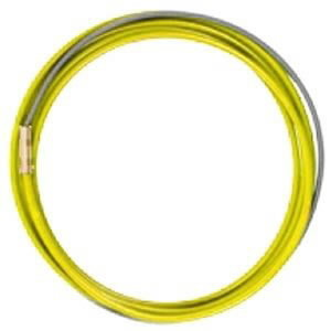Teraskõri kollane 1,2/1,6mm 4,5m