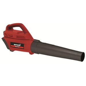 Battery blower BLB40 # 40V 177KM/H, MTD