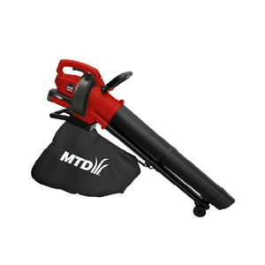 Battery  blower  BLBV40  without battery and charger, MTD