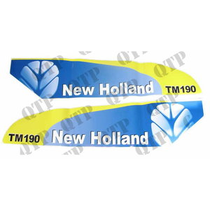 Decal NH 82039465, 82039464, Quality Tractor Parts Ltd