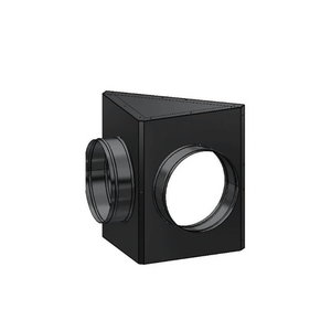 2-way air-outlet (2 x 500 mm). BV 691, Master