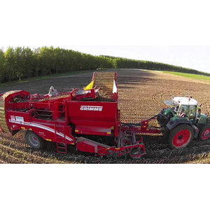 Potato harvester SV 260 MS, Grimme