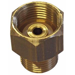 Argon/CO2 gas bottle adaptor DK-N-NL-S-SF, Telwin