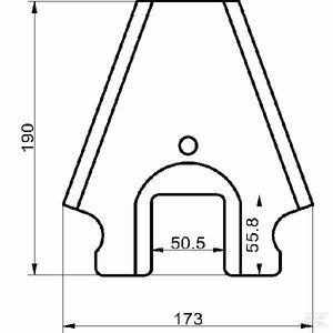Nuga Rapide 145,165 ...e.a.2007 5mm, Schuitemaker