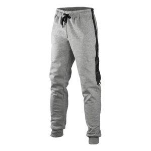 Sportinės kelnės  4359+, pilka/juoda M