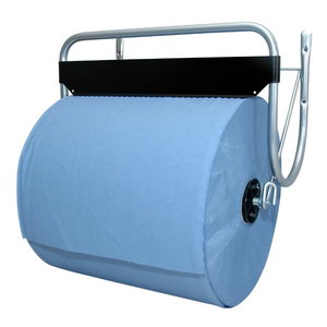 Wiping roll dispenser, wall, MTS Euro