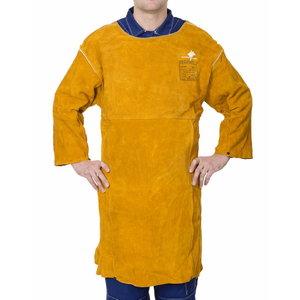 Welders shoulder apron 92cm, 63 cm wide XL, Weldas