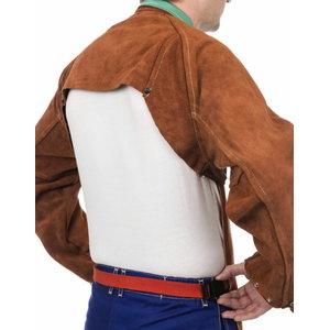 Keevitaja jakk Lava Brown ülaosa ja varrukad, nahk XL, Weldas
