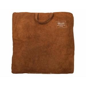 Welding pillow leather/PFR 50x50x8cm, Weldas