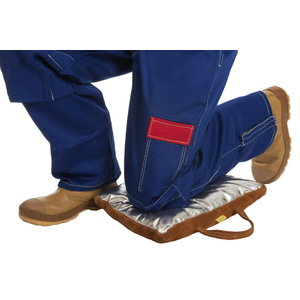 Welding pillow leather/PFR 39x33x3 cm, Weldas