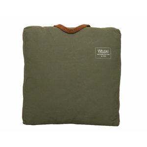 Welding pillow cancas fabric 50x50x8cm, Weldas