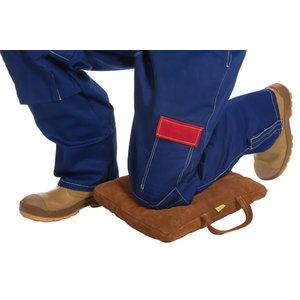 Welding pillow leather 39x33x3 cm, Weldas