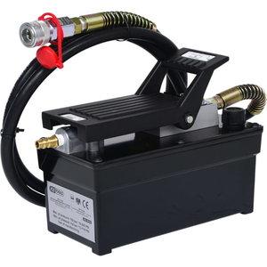 Pneumatic hydraulic pump set, 3 pcs, KS Tools