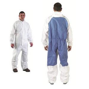 Apsauginis  kostiumas  su gobtuvu (nuo  cheminių medž.) TIDY 2XL