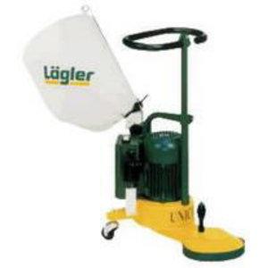 Edge sanding machine type UNICO 230, Lägler