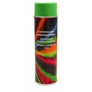 Universalūs žymėjimo dažai Marking spray, žalia 500ml, Motip