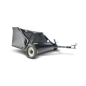 Tow lawn sweeper, width 42´´ (107cm), Agri-Fab