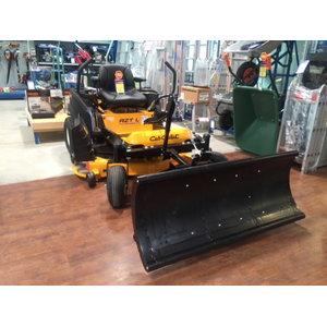 lumesahk kangidega ZT traktorile, universaalne