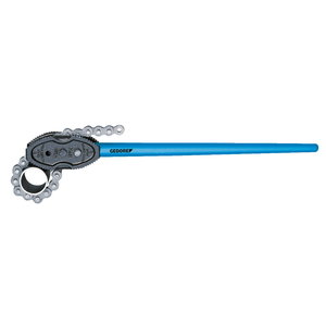 Chain pipe wrench 19-114mm 122004, Gedore