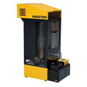 Stacionarus, universalaus kuro šildytuvas WA 33 C 33 kW, Master