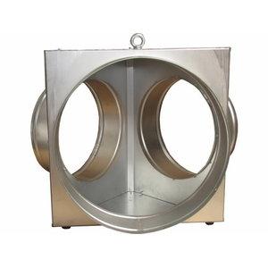 2-suunaline väljundava (2x290mm) B 30 EPR